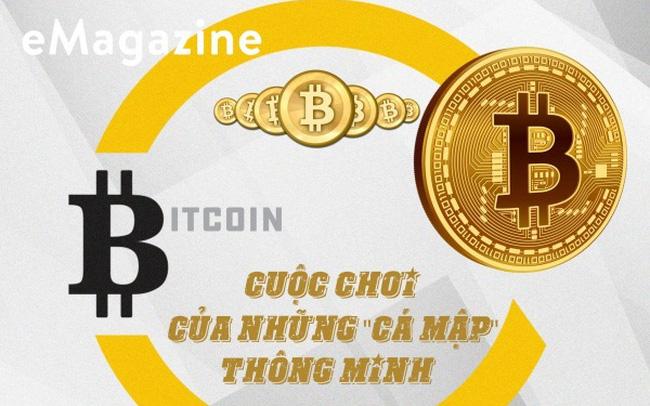 """Bitcoin: Cuộc chơi của những """"cá mập"""" thông minh - Ảnh 14."""