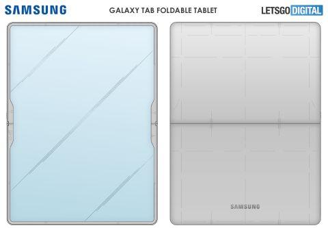 Samsung Galaxy Z Fold Tab lộ thiết kế, thông số, giá bán và ngày ra mắt - Ảnh 2.