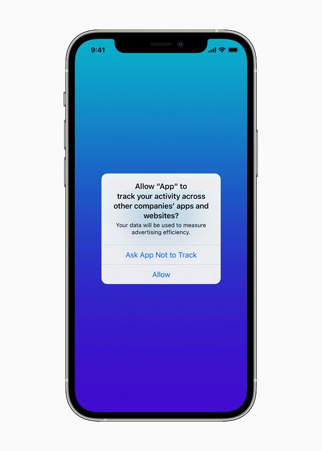 5 lý do bạn nên nâng cấp lên iOS 14.5 ngay lập tức: Hỗ trợ 5G tại VN, mở khoá iPhone khi đeo khẩu trang... - Ảnh 4.