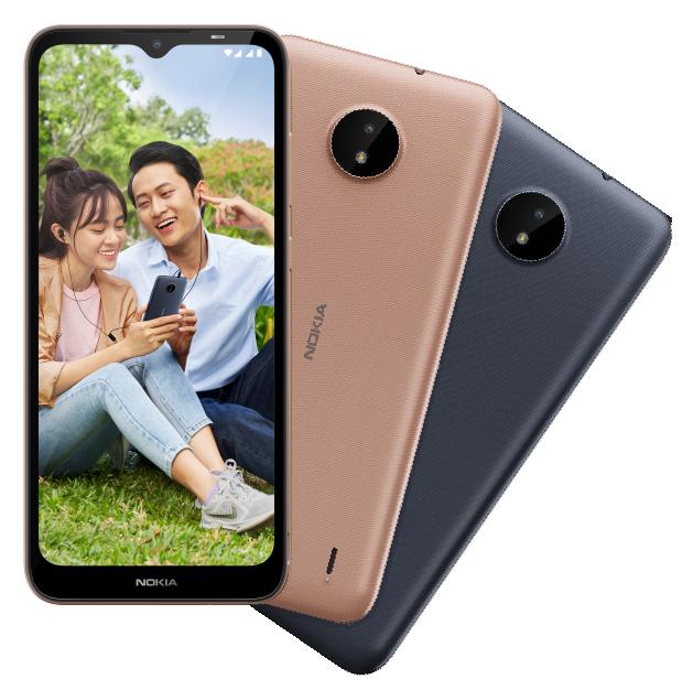 Nokia C20 ra mắt tại VN: Smartphone Nokia có pin 3000mAh tháo rời, giá 2.29 triệu đồng - Ảnh 1.