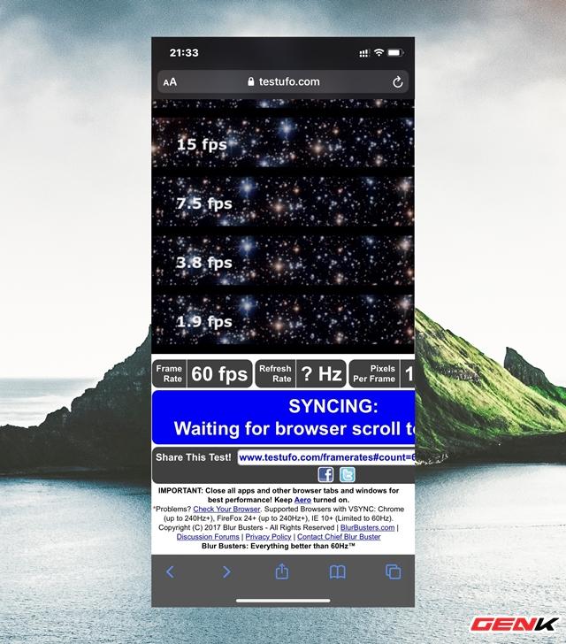 Cách kiểm tra tần số quét màn hình của điện thoại bạn mà không cần dùng ứng dụng - Ảnh 10.