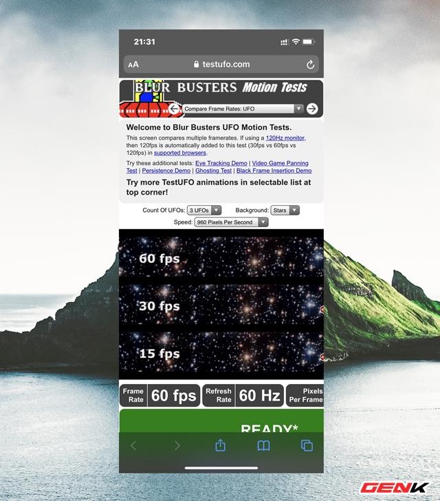 Cách kiểm tra tần số quét màn hình của điện thoại bạn mà không cần dùng ứng dụng - Ảnh 3.