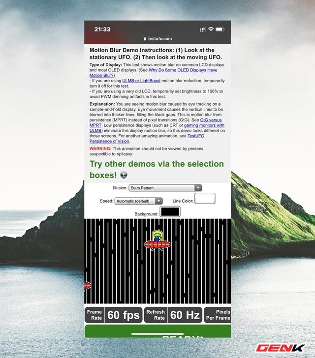 Cách kiểm tra tần số quét màn hình của điện thoại bạn mà không cần dùng ứng dụng - Ảnh 5.