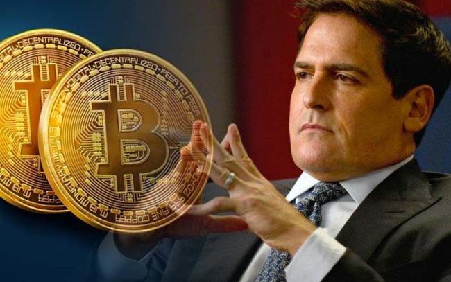 Cá mập Mark Cuban: Tôi nắm giữ rất nhiều Bitcoin và Ether, sẽ không bao giờ bán ra! - Ảnh 1.
