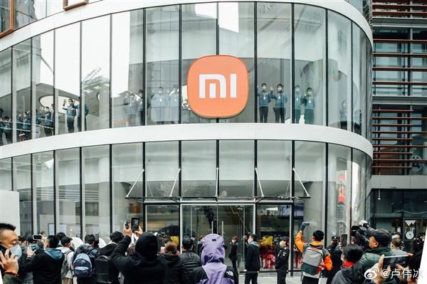 Xiaomi khai trương cửa hàng Mi Home thứ 5.000 tại Trung Quốc, treo luôn logo 7 tỷ - Ảnh 1.