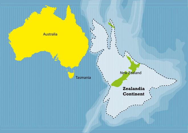 Khám phá ranh giới ẩn của lục địa mất tích thứ 8, đang chìm sâu hàng nghìn mét dưới đáy Thái Bình Dương - Ảnh 1.