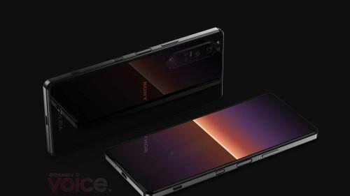 Sony Xperia 1 III lộ toàn bộ thiết kế, thông số và giá bán trước ngày ra mắt - Ảnh 1.