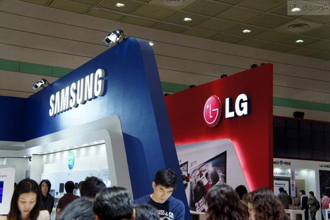 LG vừa rơi đài, Samsung và các thương hiệu Trung Quốc đã tranh nhau xâu xé miếng bánh thị trường còn sót lại - Ảnh 1.
