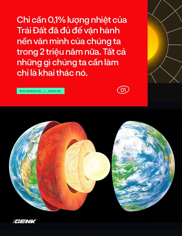 Những công nghệ địa nhiệt tối tân sẽ thắp sáng nền văn minh của chúng ta trong 2 triệu năm nữa - Ảnh 1.