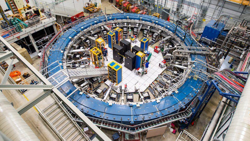Thử nghiệm với hạt cơ bản muon cho thấy: hoặc ta tìm ra hạt mới, hoặc tìm ra lực cơ bản mới, đều sẽ khiến sách Vật lý trở nên lỗi thời - Ảnh 1.