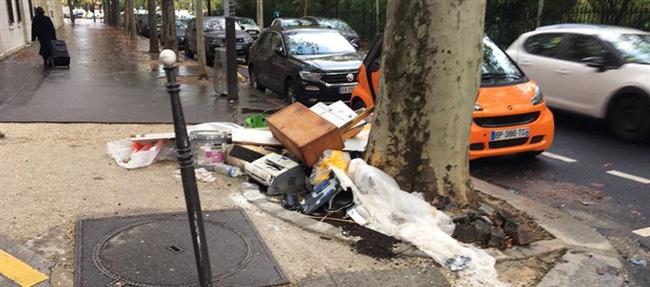 Những hình ảnh gây sốc cho thấy thành phố Paris hoa lệ ngập trong rác khiến cộng đồng mạng thất vọng tràn trề, chuyện gì đang xảy ra? - Ảnh 11.