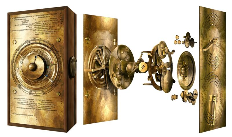 Giải mã bí ẩn máy tính hơn 2.000 năm trước, và có được cái nhìn về vũ trụ trong con mắt của người Hy Lạp cổ đại - Ảnh 3.