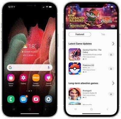 Samsung ra mắt ứng dụng cho phép bạn trải nghiệm giao diện của smartphone Galaxy ngay trên iPhone - Ảnh 2.