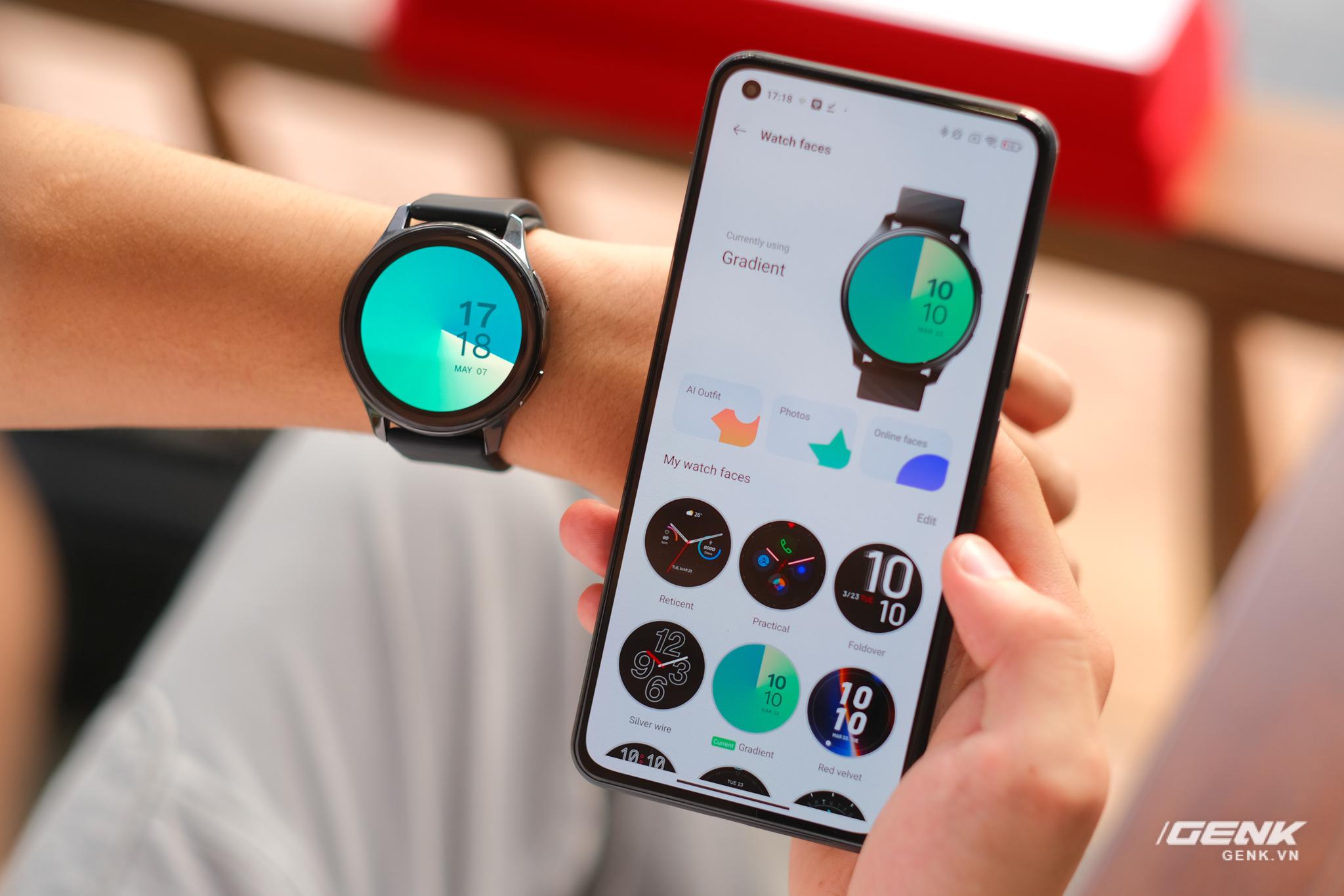 Trên tay và trải nghiệm nhanh OnePlus Watch: Thiết kế phổ thông, không dành cho người dùng nữ, có đo SpO2, pin 2 tuần, giá 4.2 triệu - Ảnh 9.
