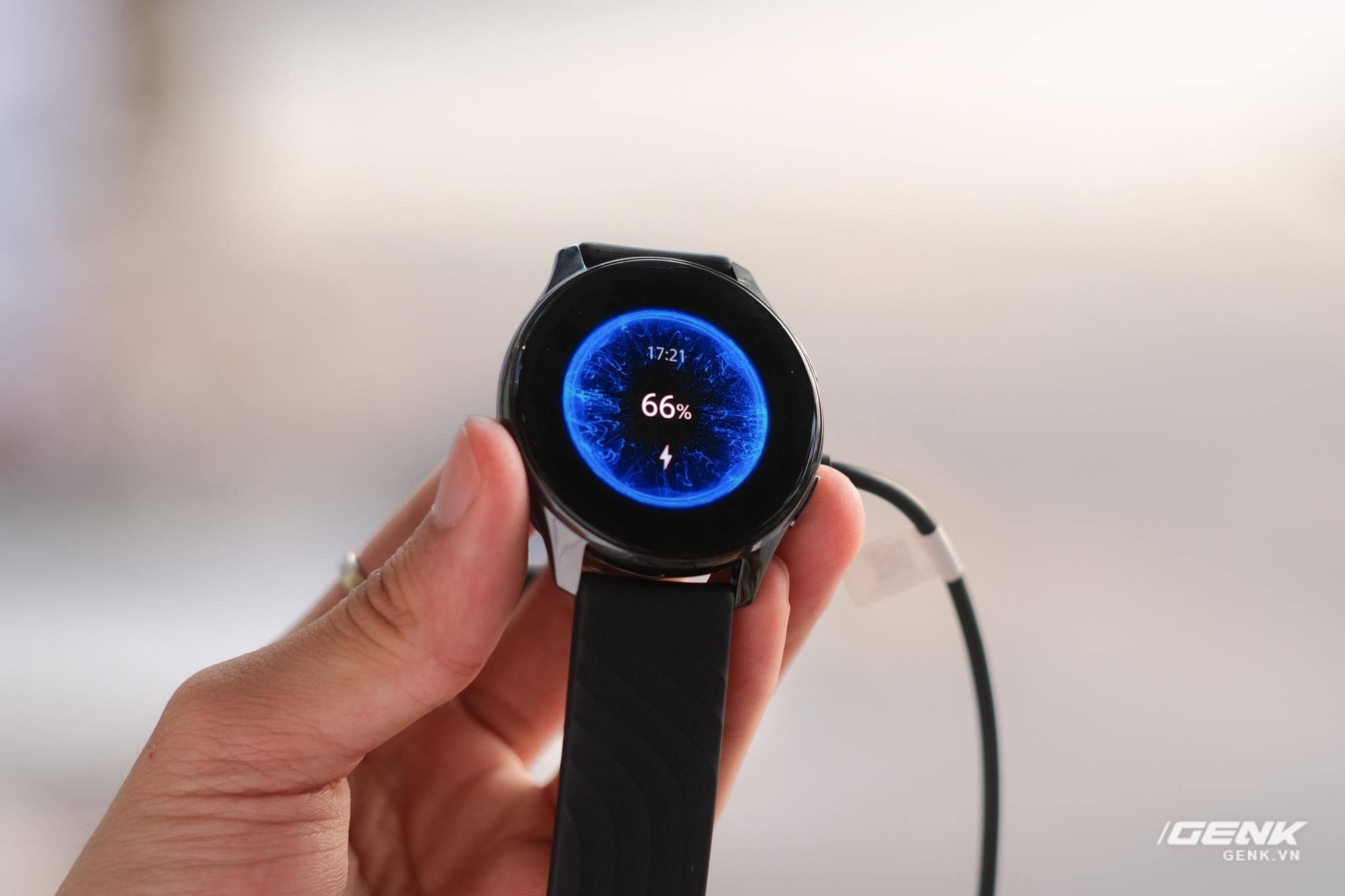 Trên tay và trải nghiệm nhanh OnePlus Watch: Thiết kế phổ thông, không dành cho người dùng nữ, có đo SpO2, pin 2 tuần, giá 4.2 triệu - Ảnh 17.