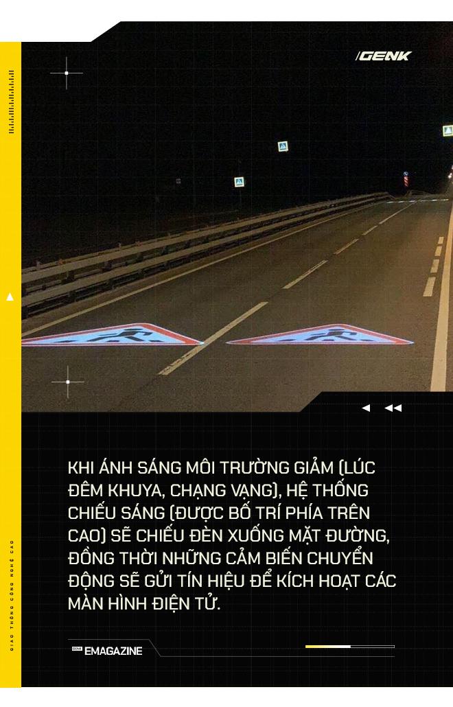 Những con đường công nghệ cao ngăn ngừa tai nạn giao thông đầy hiệu quả ở Nga - Việt Nam có thể học tập - Ảnh 8.