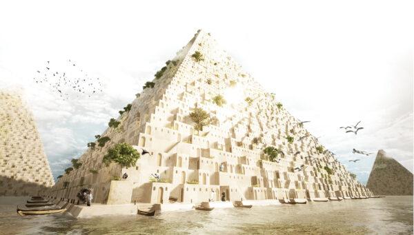 Những ý tưởng thiết kế nhà chọc trời ngông cuồng nhất trong giới kiến trúc - Ảnh 5.