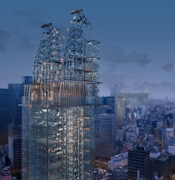 Những ý tưởng thiết kế nhà chọc trời ngông cuồng nhất trong giới kiến trúc - Ảnh 7.