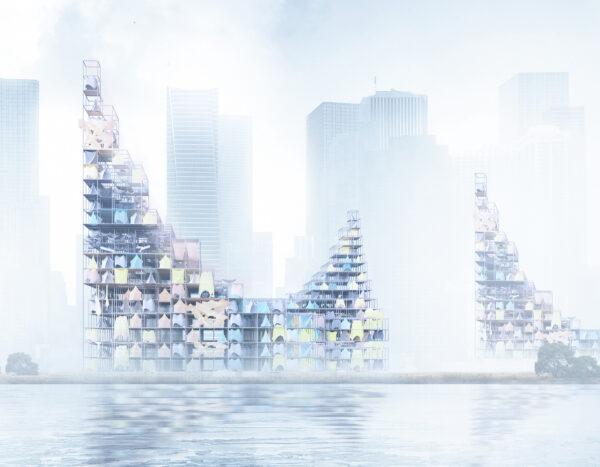 Những ý tưởng thiết kế nhà chọc trời ngông cuồng nhất trong giới kiến trúc - Ảnh 8.