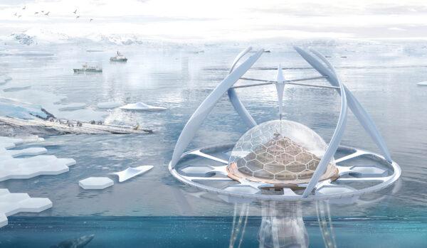 Những ý tưởng thiết kế nhà chọc trời ngông cuồng nhất trong giới kiến trúc - Ảnh 10.