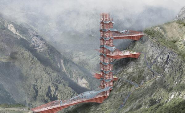Những ý tưởng thiết kế nhà chọc trời ngông cuồng nhất trong giới kiến trúc - Ảnh 12.