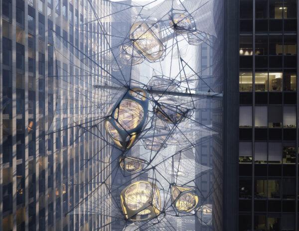 Những ý tưởng thiết kế nhà chọc trời ngông cuồng nhất trong giới kiến trúc - Ảnh 15.