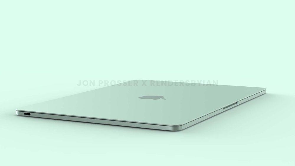 MacBook Air mới lộ diện với thiết kế màu mè giống iMac - Ảnh 2.