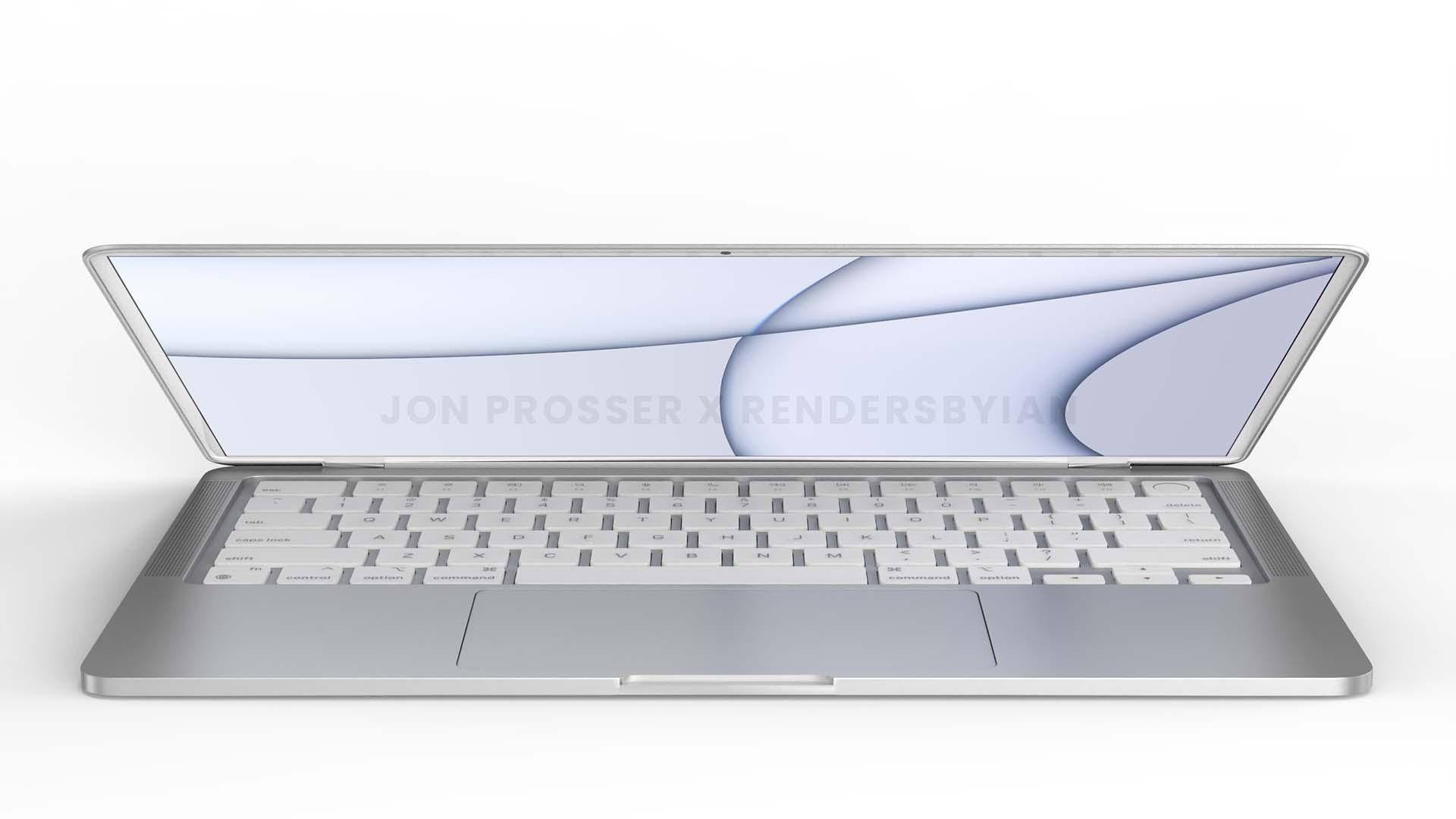 MacBook Air mới lộ diện với thiết kế màu mè giống iMac - Ảnh 5.