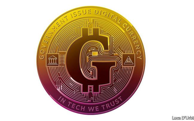 Govcoins - Cơn địa chấn tiếp theo của thế giới tài chính và cú đổi vai của các NHTW - Ảnh 1.