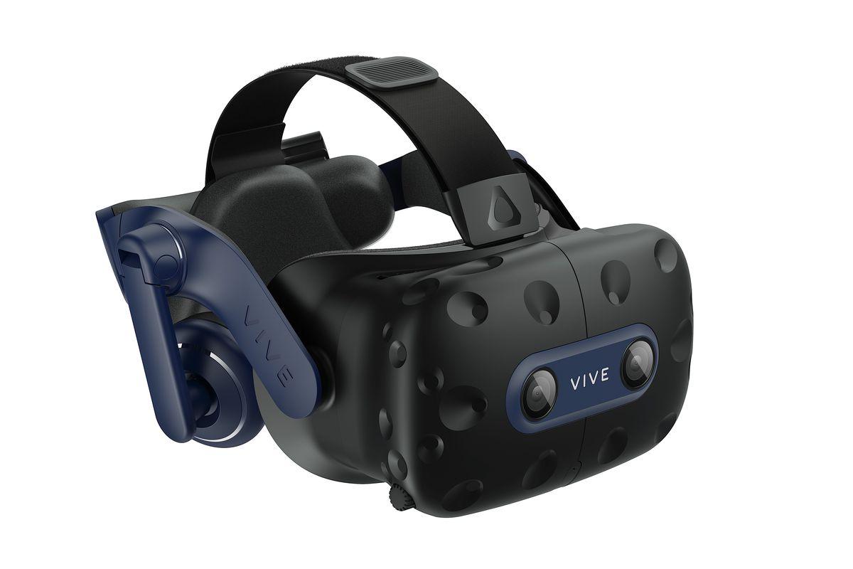 HTC ra mắt kính thực tế ảo Vive Pro 2: Màn hình độ phân giải 5K, tần số 120Hz, giá bán 799 USD - Ảnh 1.