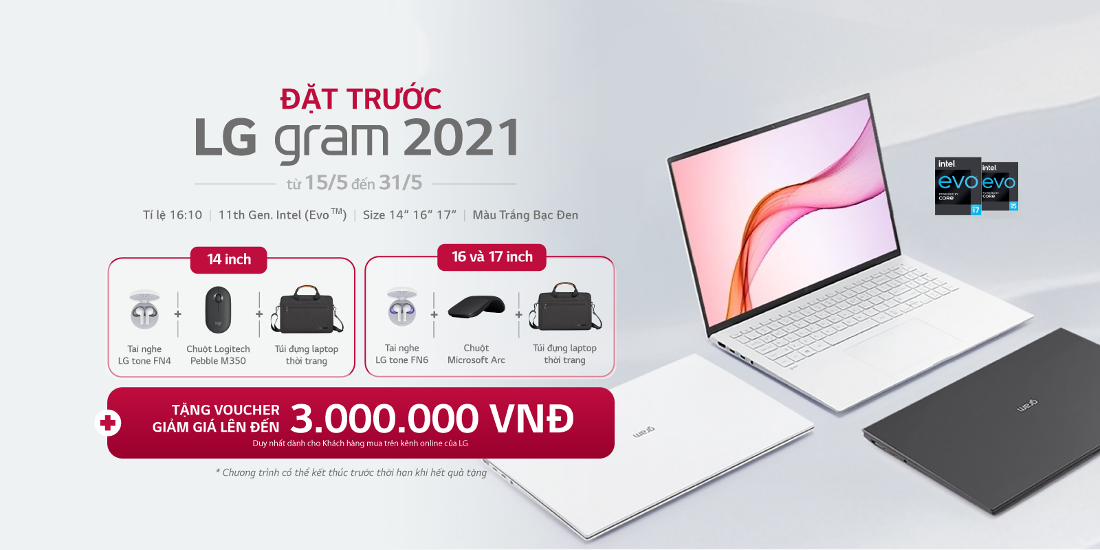 LG Việt Nam ra mắt bộ sản phẩm tin học ITP thế hệ 2021 - Ảnh 3.