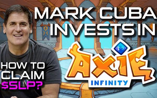 """Shark Mỹ Mark Cuban rót tiền vào startup game Việt ứng dụng NFT, loại công nghệ mới khiến cả thế giới """"phát cuồng"""" - Ảnh 1."""