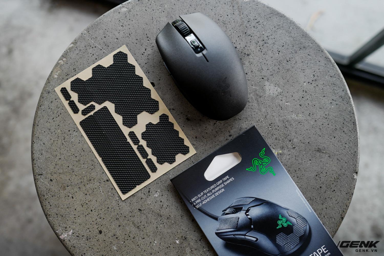 Trên tay chuột không dây Razer Orochi V2: Chuột không dây nhẹ chỉ 60g, pin dùng đến 950 tiếng, giá 1,49 triệu đồng - Ảnh 10.
