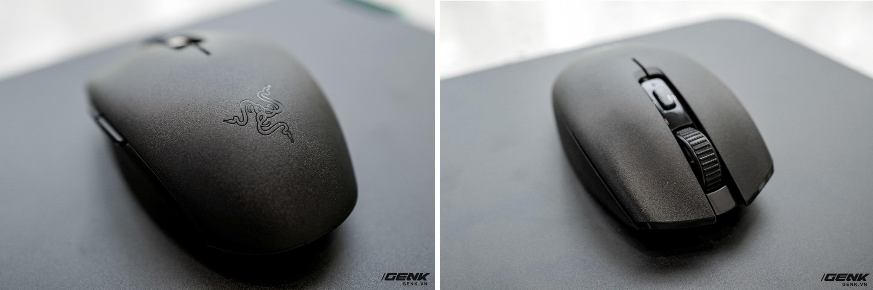 Trên tay chuột không dây Razer Orochi V2: Chuột không dây nhẹ chỉ 60g, pin dùng đến 950 tiếng, giá 1,49 triệu đồng - Ảnh 2.