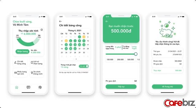 Cựu CEO Uber VN Dũng Đặng vừa gọi thành công 3 triệu USD cho app ứng lương sớm cho người lao động - Ảnh 2.