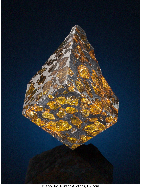 Bí ẩn về tảng đá không gian: Thiên thạch Fukang đến từ đâu? - Ảnh 5.