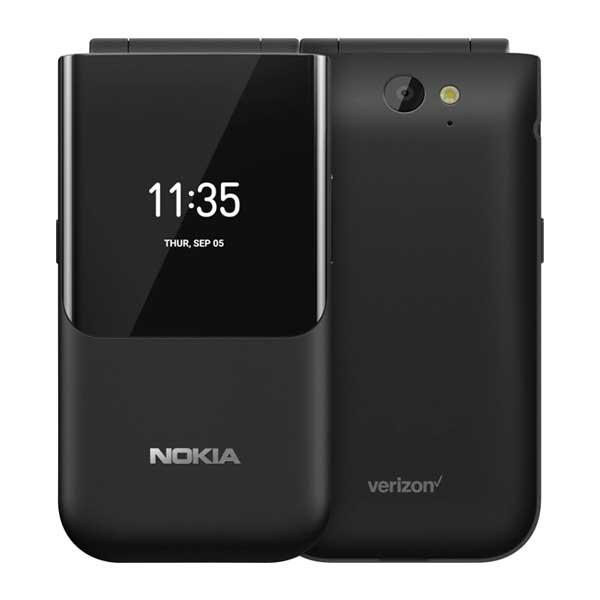 Nokia 2720 V Flip ra mắt: Thiết kế nắp gập, 2 màn hình, chạy Kai OS, giá 79 USD - Ảnh 2.