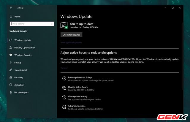 Cách khắc phục lỗi màn hình xanh khi cập nhật NVIDIA Drivers cho Windows 10 - Ảnh 11.