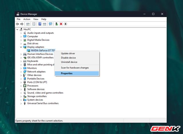 Cách khắc phục lỗi màn hình xanh khi cập nhật NVIDIA Drivers cho Windows 10 - Ảnh 4.