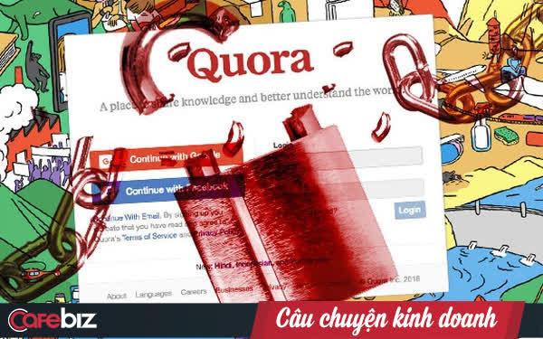 Từng được ví như Facebook dành cho người thông thái, vì sao Quora đang dần lụi tàn trong khi Facebook vẫn bá chủ thế giới? - Ảnh 1.