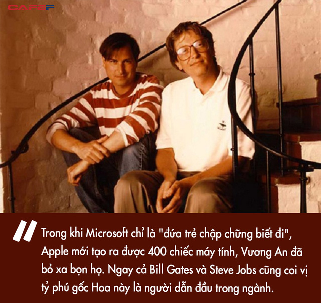 Ông vua máy tính gốc Hoa khiến IBM khiếp sợ, suýt vùi dập Bill Gates từ trứng nước: Từng là cơn ác mộng của giới công nghệ Mỹ, cuối đời lại mất sạch vì bảo thủ - Ảnh 6.