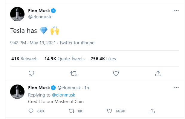Tesla mất sạch lãi khi Bitcoin chạm đáy 30.000 USD, Elon Musk vội vàng hà hơi thổi ngạt để ngăn đà lao dốc - Ảnh 1.