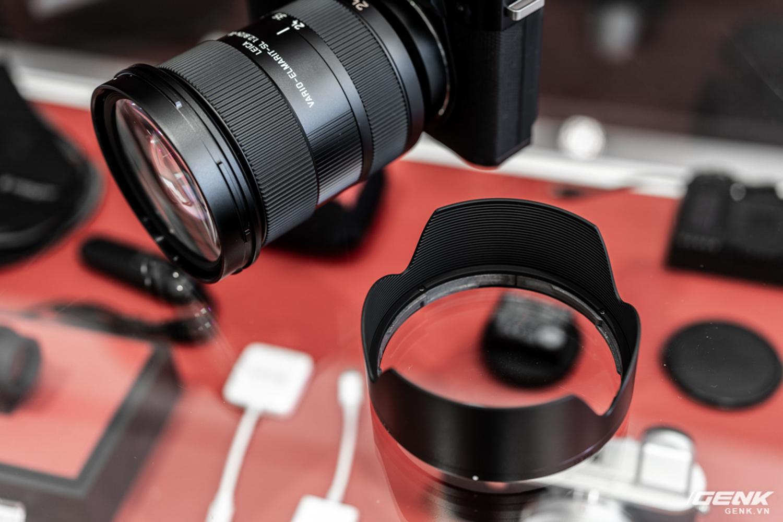 Đập hộp Leica SL2-S Kit: Cảm biến Full-frame 24.6MP, quay phim 4K 10-bit, giá tiết kiệm được 27 triệu so với mua rời - Ảnh 16.