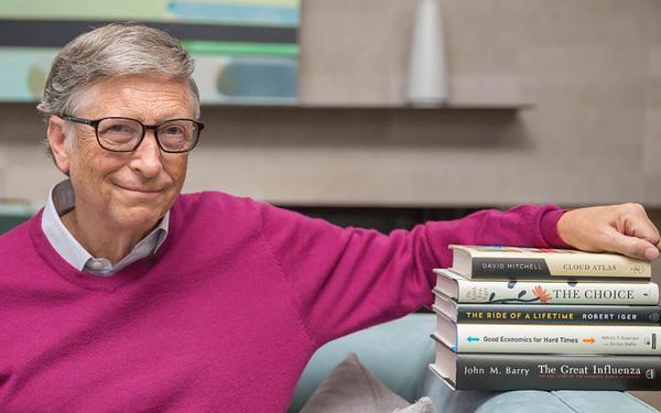 4 cuốn sách Bill Gates đã đọc 2 lần, trong đó có một cuốn viết về Việt Nam - Ảnh 1.
