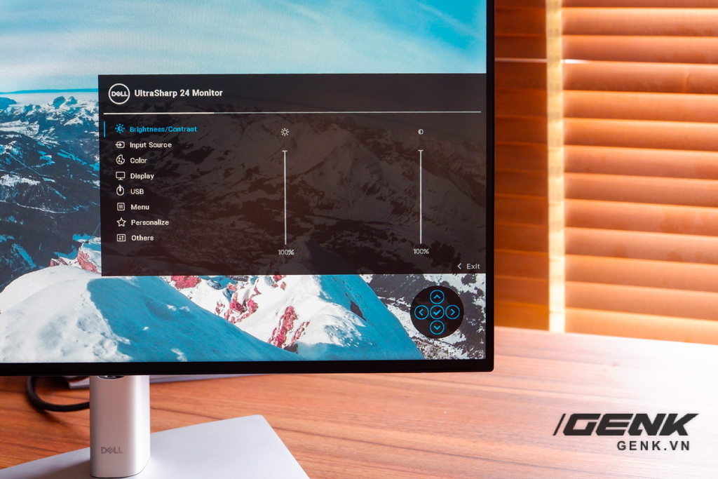 Trải nghiệm nhanh màn hình Dell UltraSharp U2422HE: Tiếp tục mang đến màn hình viền mỏng sướng mắt, tuy Full HD nhưng độ phủ màu đạt 100% sRGB và 85% DCI-P3, giá 7,49 triệu đồng - Ảnh 13.