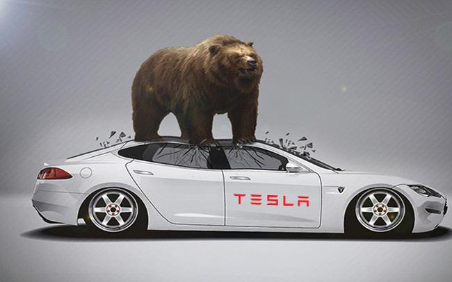Phe con gấu trở lại, Tesla tiếp tục là cổ phiếu bị bán khống nhiều nhất thế giới - Ảnh 2.