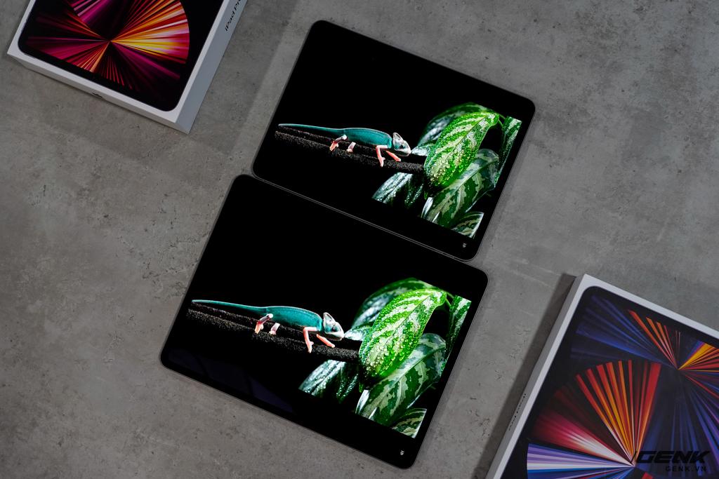 Mở hộp iPad Pro 2021: Ngoại hình không đổi, chip M1 mạnh ...