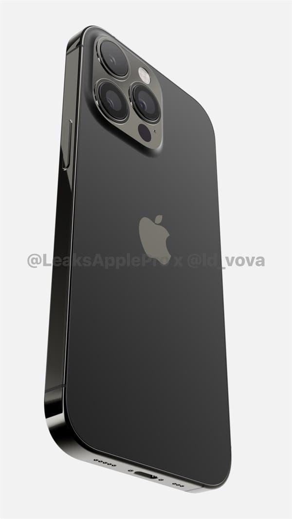Đây là thiết kế hoàn thiện của iPhone 13 Pro - Ảnh 4.
