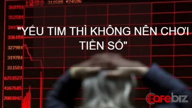 Một nhà đầu tư chỉ chờ giá Bitcoin, Ether giảm để mua vào tuyên bố: Yếu tim thì không nên chơi tiền số - Ảnh 1.