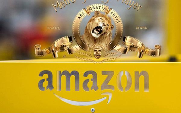 Amazon mua lại hãng phim lừng danh của Hollywood với gần 8,5 tỷ USD - Ảnh 1.